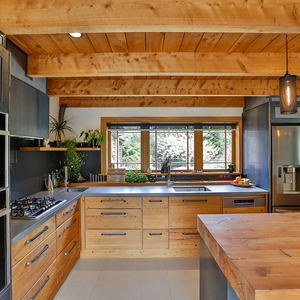 Diesel Social Style Kitchen by Nigel Molloy Joinery Ltd